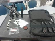 Writers Police Academy 2012 Forensics Class